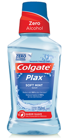 Colgate<sup>®</sup> Plax Soft Mint