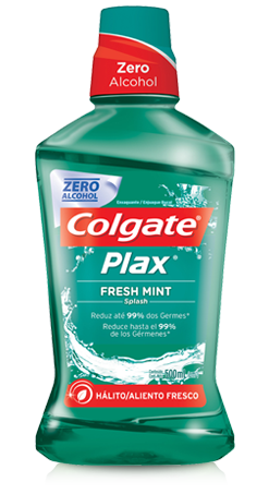 Colgate<sup>®</sup> Plax Fresh Mint