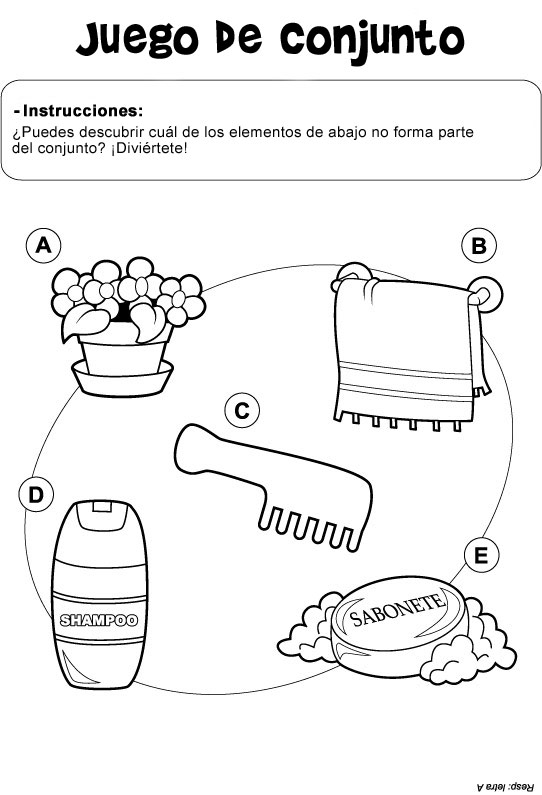 lavado de manos Colouring Pages (page 2)